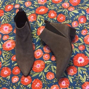 Marc Fisher Yale suede boots